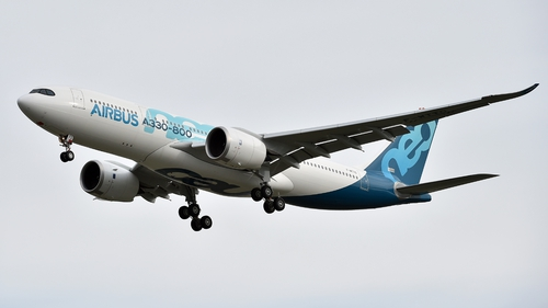 Airbus delivers its first A330neo jet to TAP Portugal