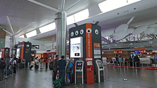 Hassan al-Kontar has spent months in Terminal 2