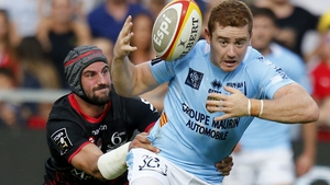 Paddy Jackson spent one season in the Top14 with Perpignan