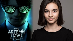 Ferdia Shaw and Lara McDonnell star in Irish authors Artemis Fowl
