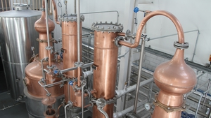 Blackwater Distillery in Waterford today becomes the 21st operational Irish whiskey distillery