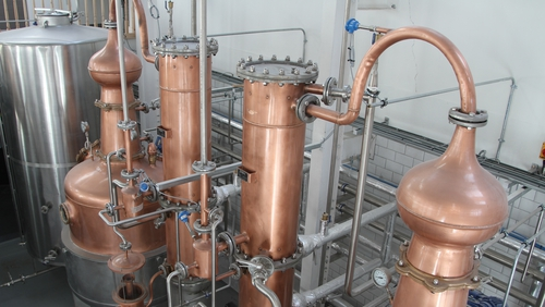 Blackwater Distillery has opened a new €1.5m extension to its facility in Cappoquin