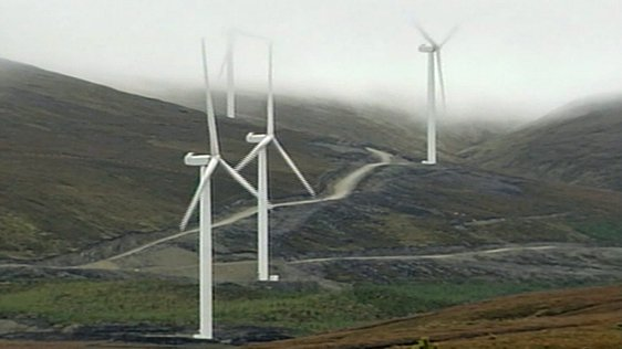 Sligo Wind Farm (2003)