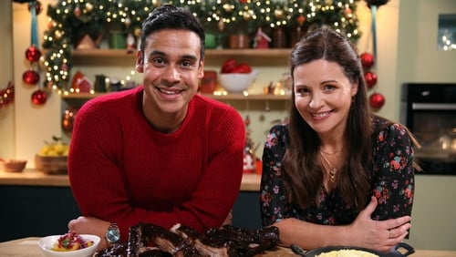 Paul Ainsworth and Catherine Fulvio are hosting a new cooking show all about festive food.