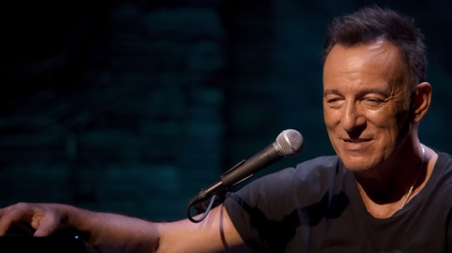 Springsteen on Broadway will premiere globally on Netflix at 8am (Irish time) on Sunday, December 16