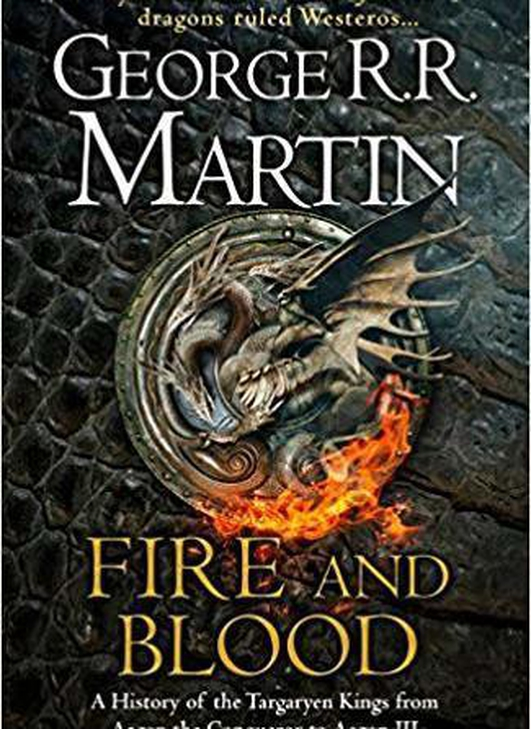 "Review:  ""Fire and Blood"" by George RR Martin"