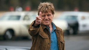 Robert Redford goes out with a bang in The Old Man and the Gun