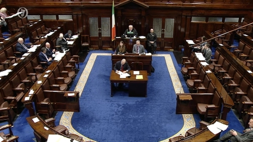 The debate was the last opportunity for TDs to make amendments to the legislation
