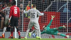 Mourinho had David de Gea to thank once again