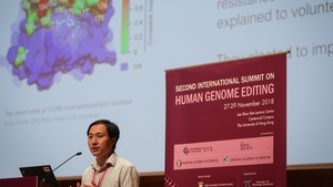 He Jiankui claimed to have created the world's first gene-edited babies