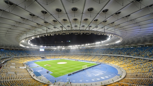 Arsenal's UEFA Europa League clash moved to Kiev