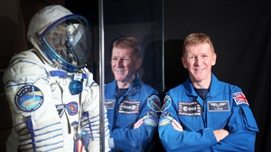 Tim Peake's rise to prominence has been, quite literally, stratospheric.