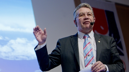 Former minister Svein Ludvigsen, pictured in 2008