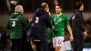 Harry Arter will have a new international manager to work with following Martin O'Neill's departure from the Republic of Ireland post