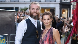"Kara Tointon and Marius Jensen - ""Couldn't be happier"""
