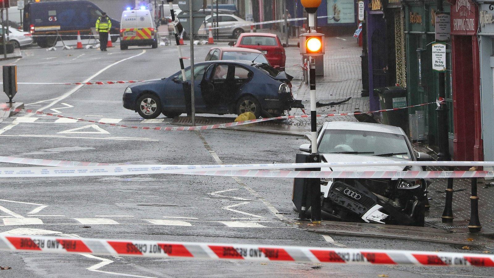 investigation under way into fatal monaghan road crash