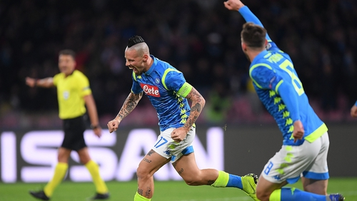 Marek Hamsik leaving Napol after 12 years at the club