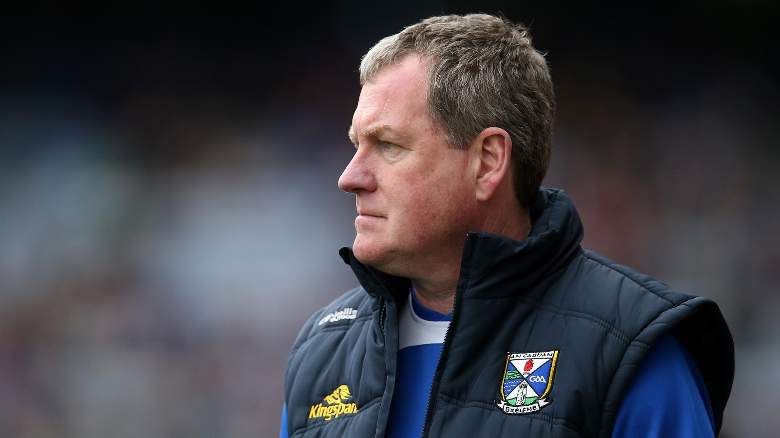 Image - Hyland is in charge of his native Cavan