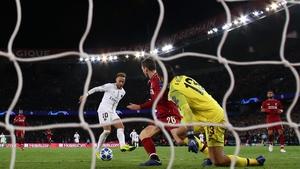 Neymar fired home PSG's second goal