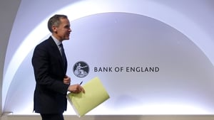 No rate changes from Bank of England today