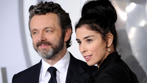 Michael Sheen says Brexit and Trump caused split with Sarah Silverman