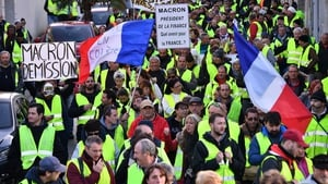 So-called 'yellow-vests' protesters have been blocking roads and feul depots in France for weeks