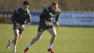 Conor Murray and Chris Farrell will make their first starts of the season against Edinburgh