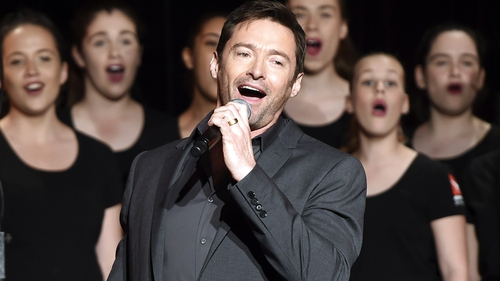Hugh Jackman Will Bring One-Man Show on Tour