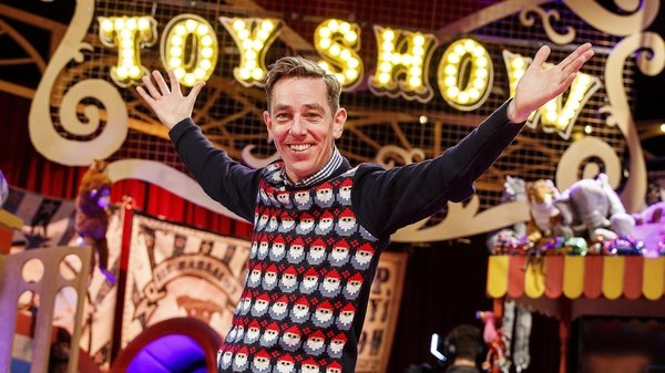 """Ryan Tubridy - """"Sit back, get the popcorn out, sing along, laugh, and enjoy"""""""