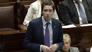 Simon Harris said women's rights were human rights and the Oireachtas would legislate in that regard
