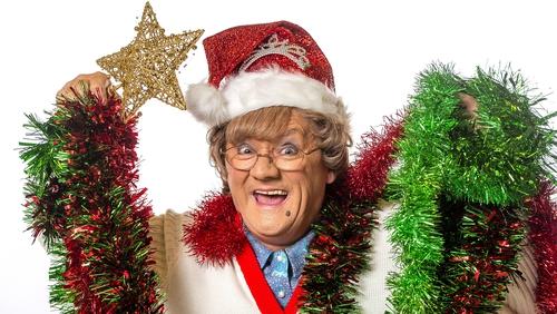Queen of Christmas TV