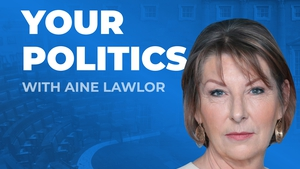 Your Politics Podcast with Aine Lawlor