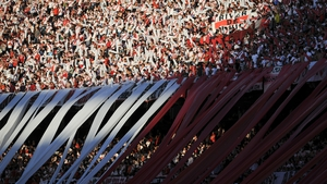 El Monumental will not host the second leg