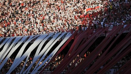 El Monumental will not host the second leg