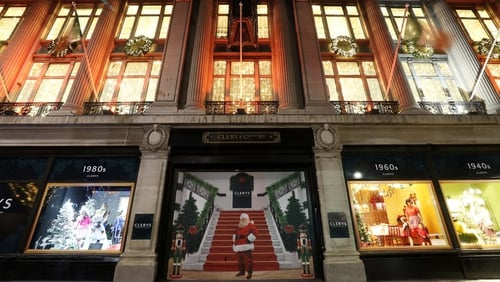 Clerys was bought in October by a partnership between Oakmount and Core Capital, and pan European real estate investment managers, Europa Capital