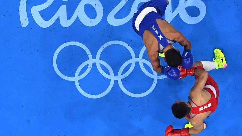IOC approves boxing programme for Toyko 2020