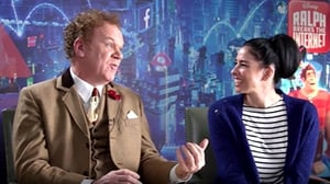 Ralph Breaks the Internet stars John C Reilly and Sarah Silverman