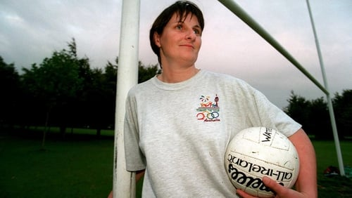 Marie Crotty had a stellar career for both club and county