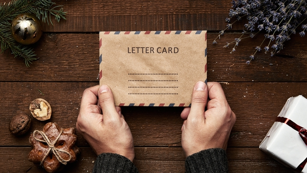 Make your list and check it twice, it's time to get your Christmas cards in order!