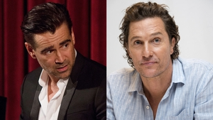 Colin Farrell and Matthew McConaughey - New film is already in production