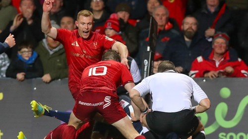 Munster face Castres at Thomond Park