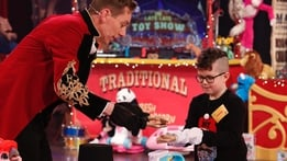 Corey Beau Lynch | The Late Late Toy Show