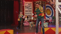 Jerome, Conall and Donagh McCarty | The Late Late Toy Show