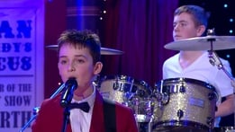 The Jammy Dodgers - Paradise | The Late Late Toy Show