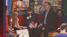 Book reviews | The Late Late Toy Show