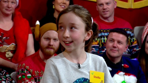 Stella McGirl | The Late Late Toy Show