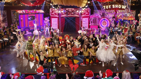 Late Late Toy Show finale ends an enjoyable evening of seeing how talented the children of Ireland are