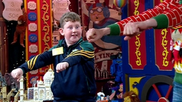 Cormac Whelan Fox | The Late Late Toy Show