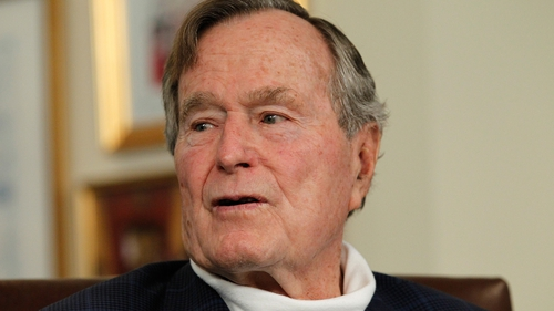 Former Us President George Hw Bush Dies Aged 94
