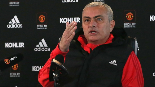 """Jose Mourinho: """"Before the smaller clubs were almost begging the big clubs, 'Get my best players'."""""""